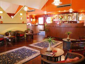Saffrron Restaurant