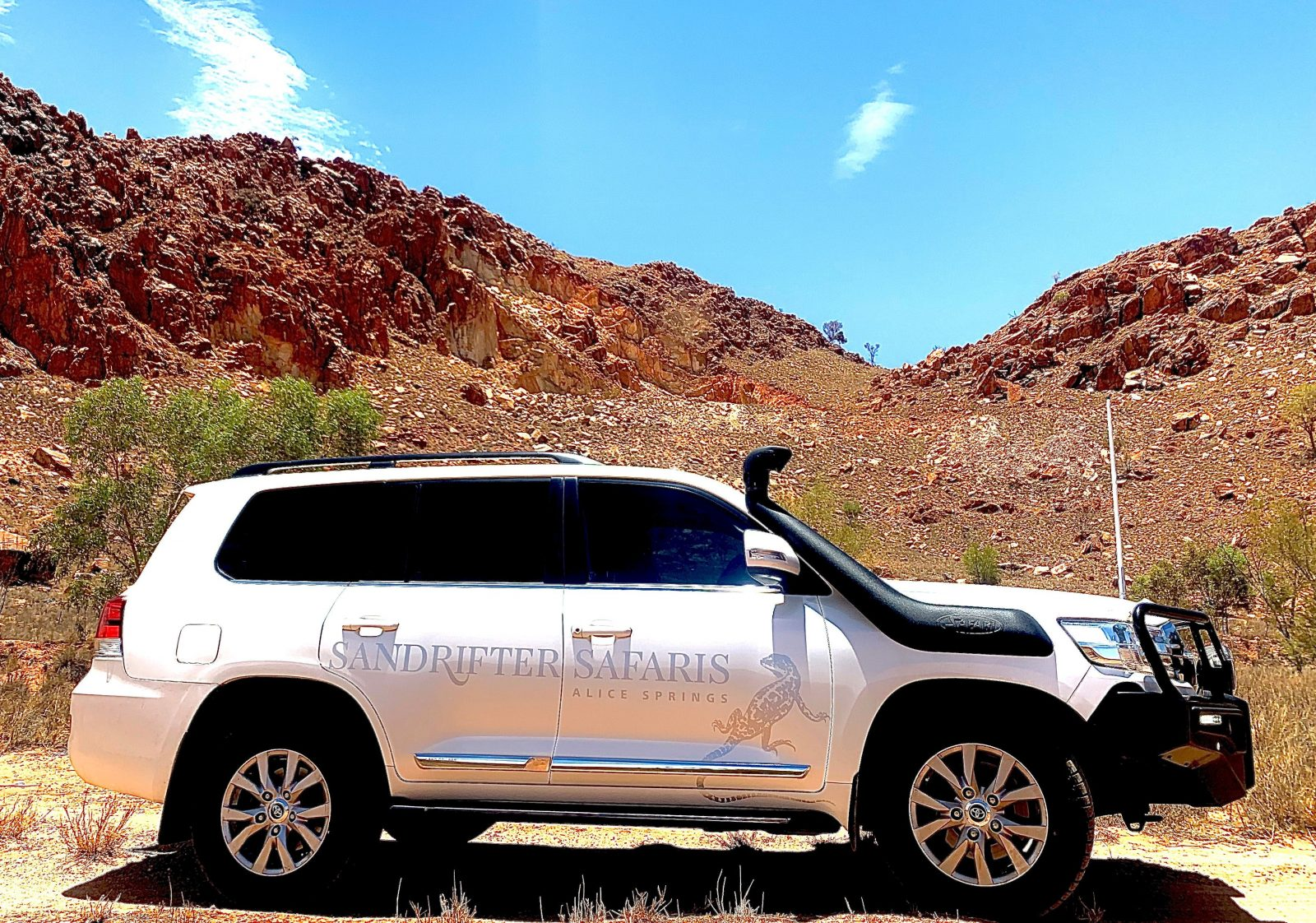 Private Guided Luxury Tours in Central Auustralia