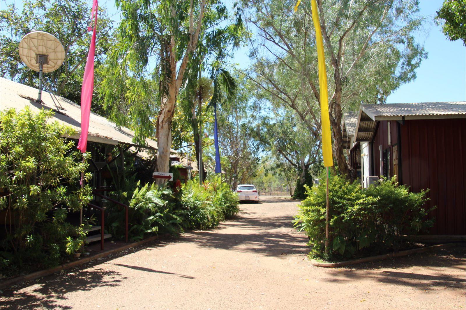 Entrance to Savannah Way Office