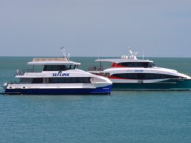 The SeaLink NT fleet