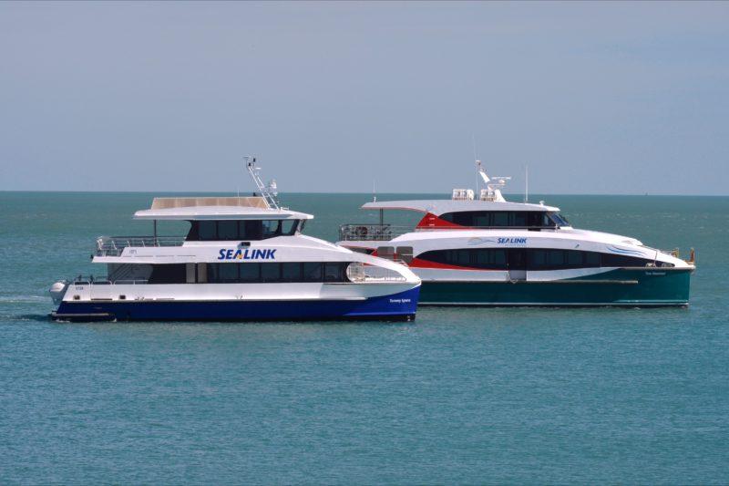 The SeaLink NT fleet