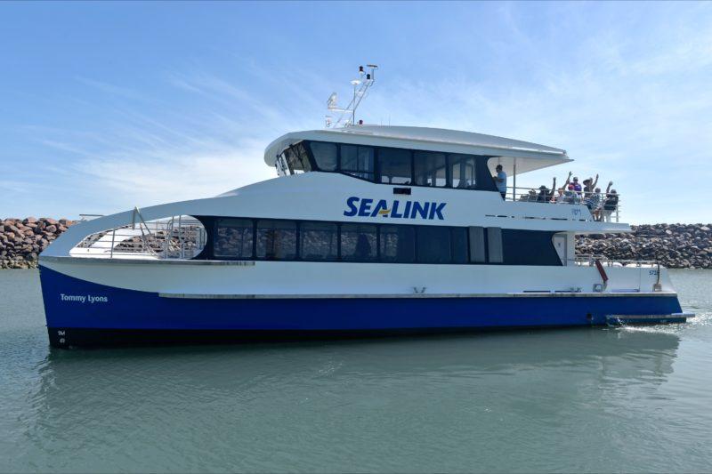 The Mandorah Ferry