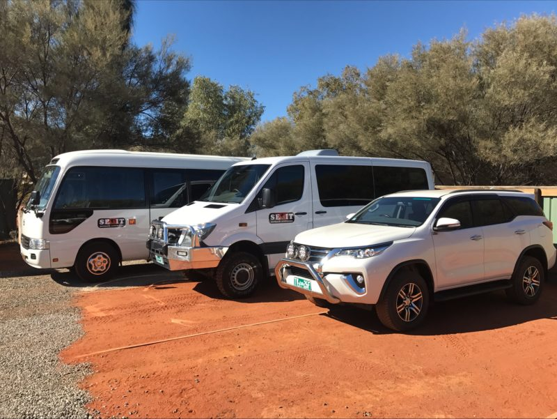 SEIT Outback Australia small group Uluru Tours