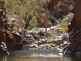 Serpentine Gorge, Alice Springs Area, Northern Territory, Australia