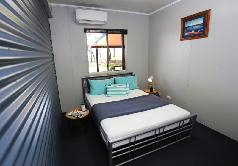 Stay in one of our ensuited, fully air-conditioned bedrooms
