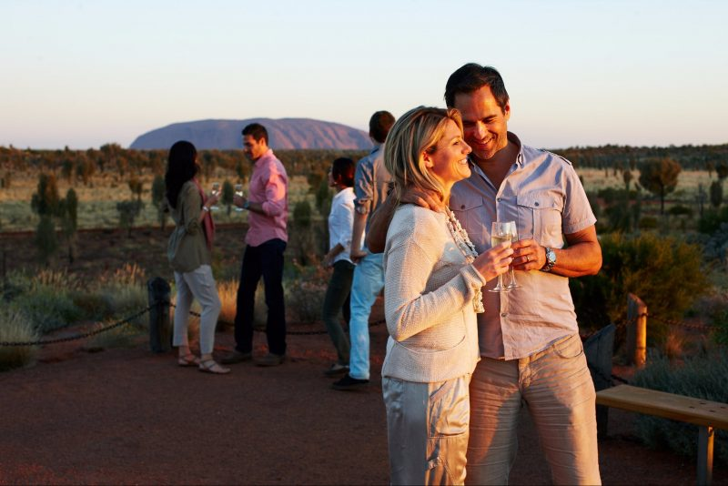 Sounds of Silence offers an evening of dining under the sparkling outback sky