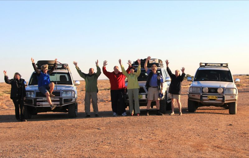 Spirit safaris tours Personal & Private Small Group 4WD Tours
