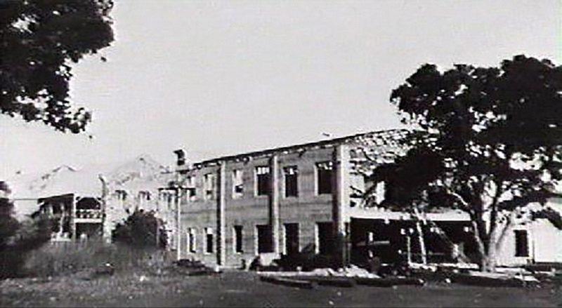 1929 - Star Theatre under construction.