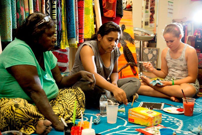Crafternoons at Starwin Shopfront