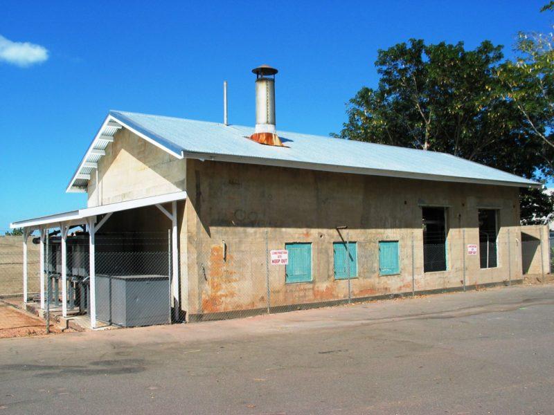 The 1927 Steam Pump House
