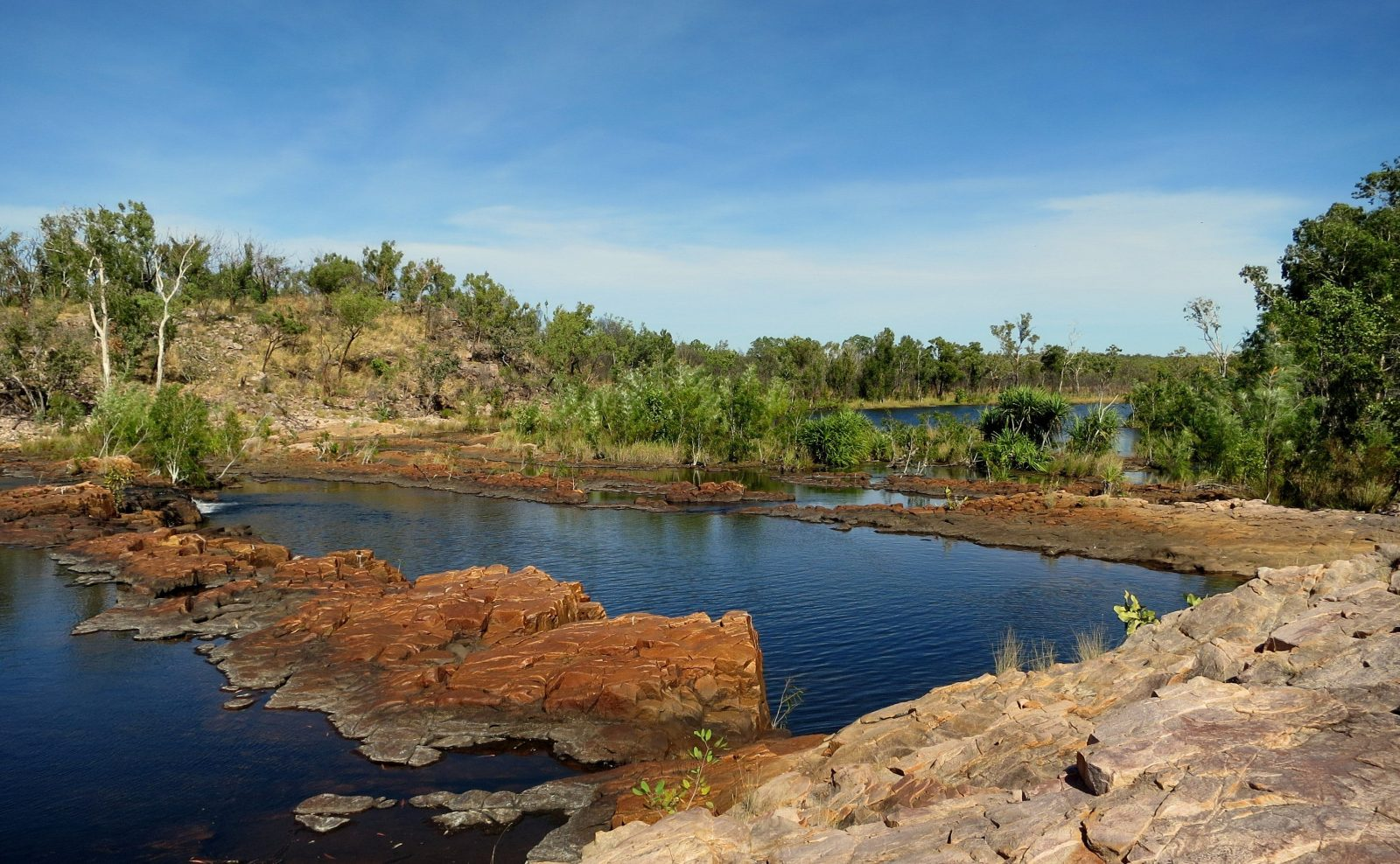 Sweetwater Pool on the Jatbula Trail