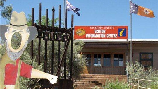 Tennant Creek Visitor Information Centre, Tennant Creek, Northern Territory, Australia