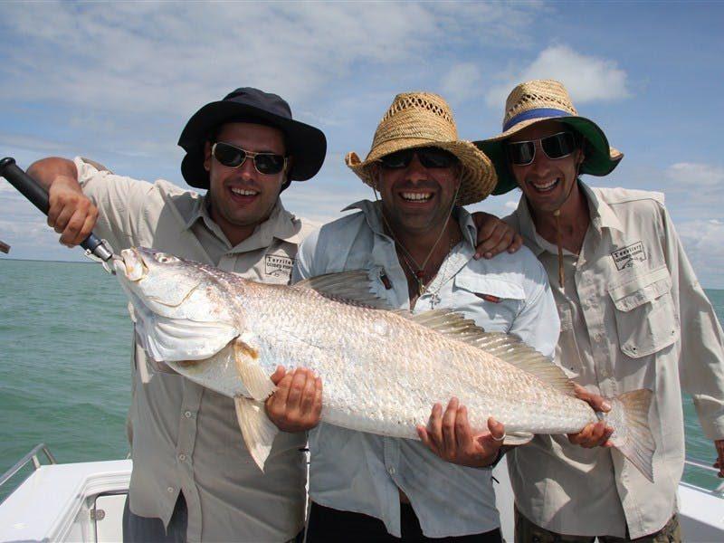 Territory Guided Fishing, Darwin Area, Northern Territory, Australia