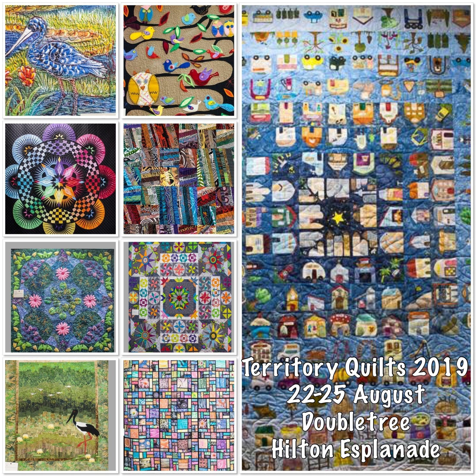 Territory Quilts Exhibition 2019