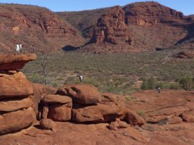The Amphitheatre, Northern Territory, Australia