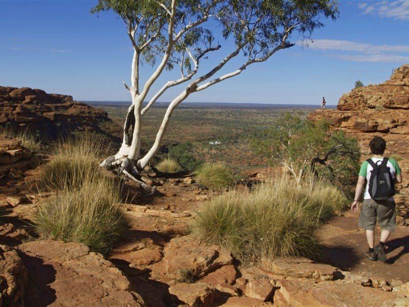 Giles Track, Kings Canyon, Northern Territory, Australia