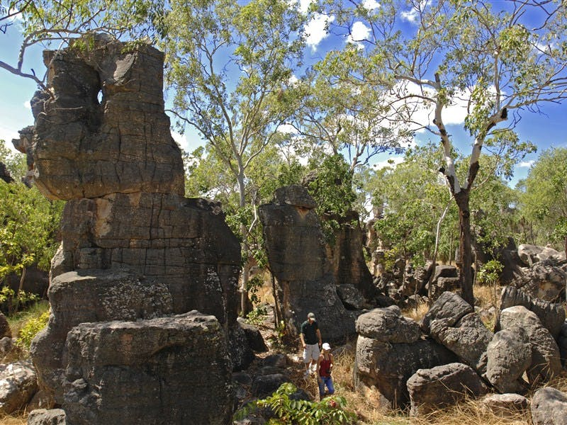 The Lost City, Litchfield National Park - Litchfiled Area Northern Territory