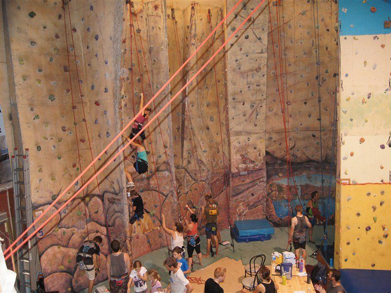The Rock - Darwin's indoor climbing centre - Darwin Area - Northern Territory