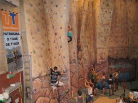 The Rock - Darwin's indoor climbing centre - Darwin Area - Northern Territory