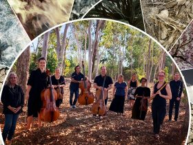 Arafura Music Collective present Times of Change - Chamber Music reflections on Climate