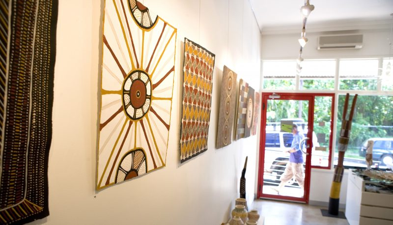 Tiwi Art Network, Darwin Area, Northern Territory, Australia