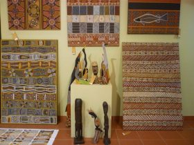 Tiwi Design - artists, Tiwi Islands Area Northern Territory