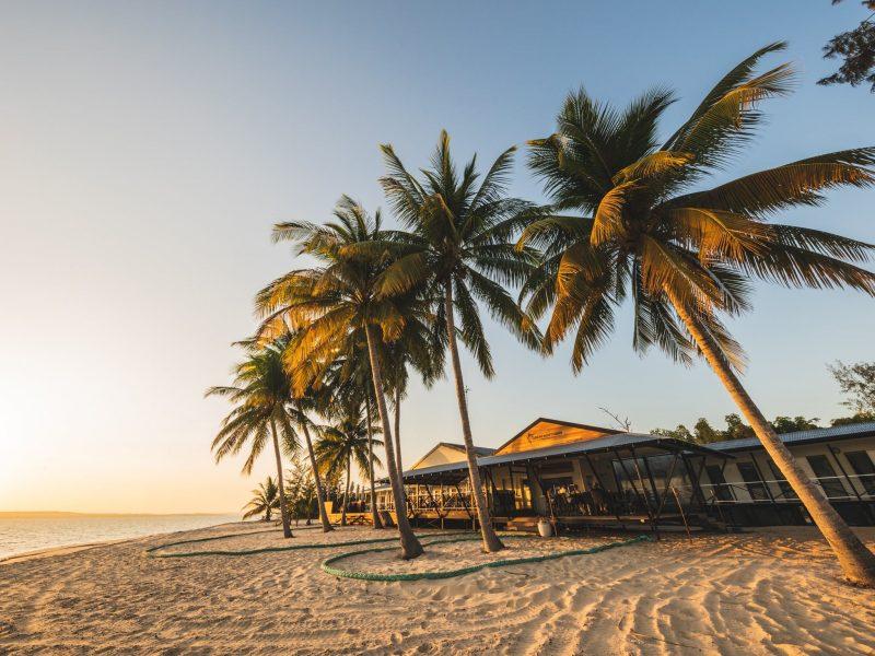 Tiwi Island Retreat Beach Views