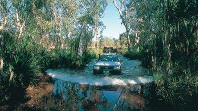 Tjaynera / Sandy Creek Falls - Litchfield Area Northern Territory