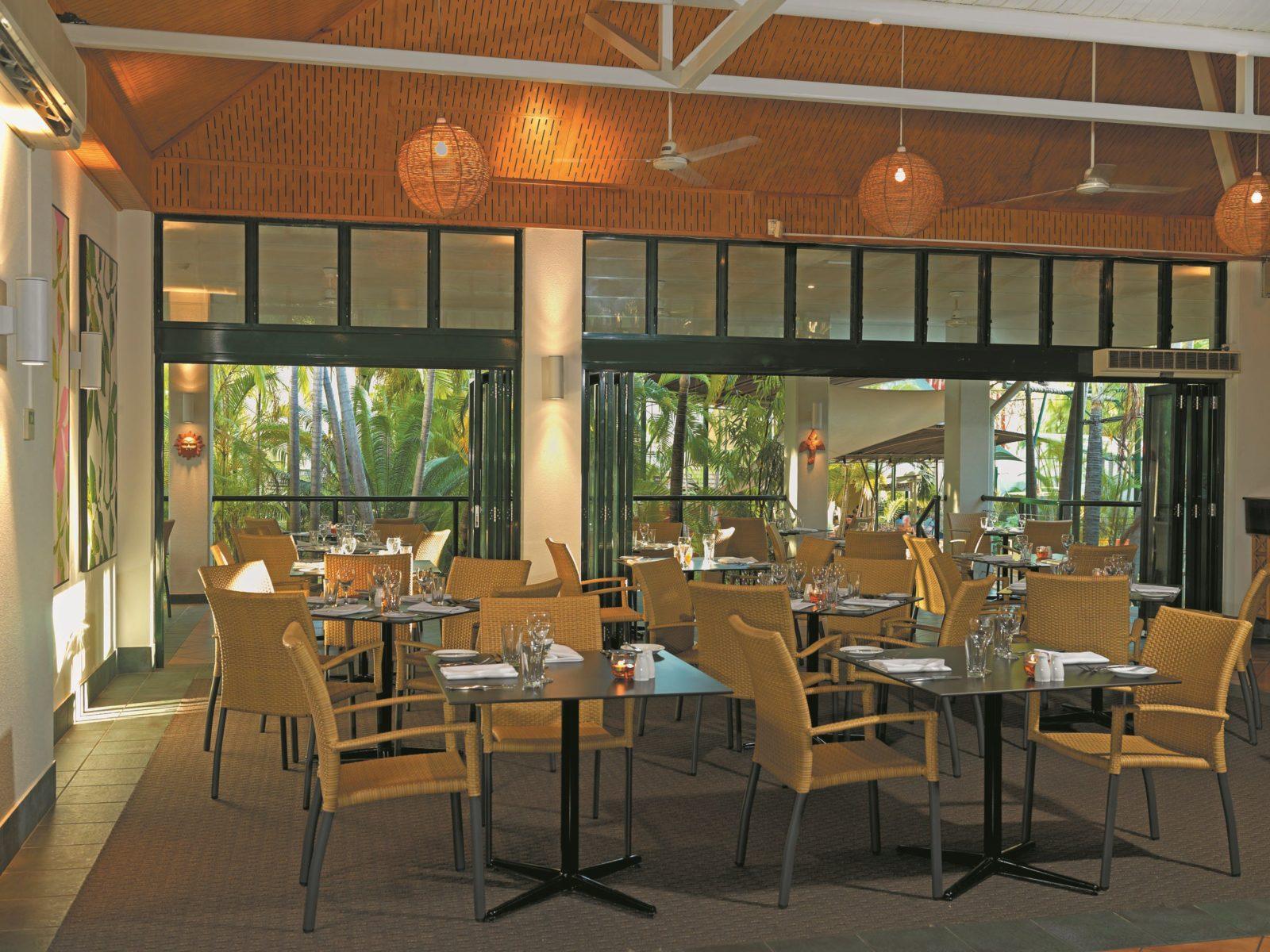 Treetops Restaurant, Darwin Area, Northern Territory, Australia
