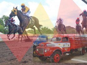 Truckies Race Day
