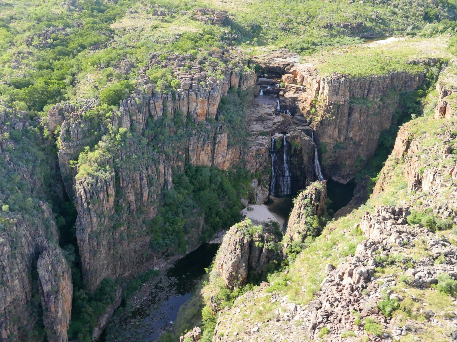 Twin Falls Plateau