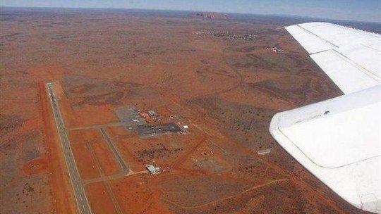 Uluru Airport - Yulara, Uluru Area, Northern Territory, Australia