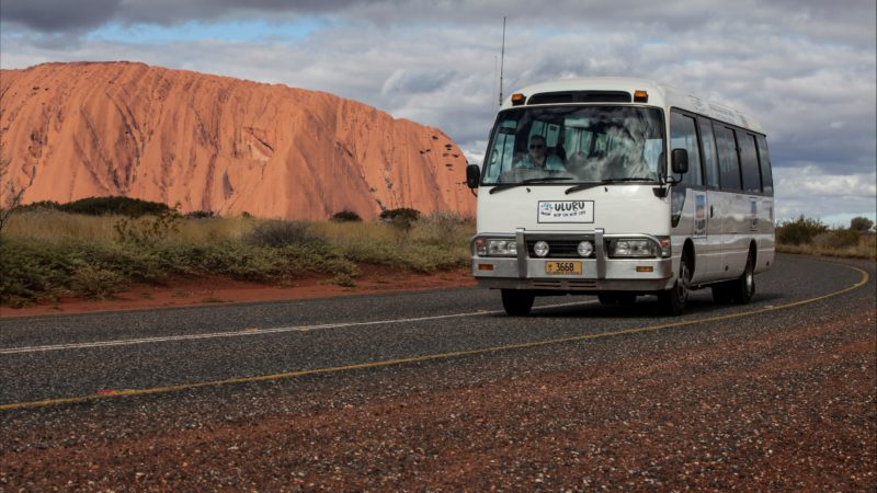 Uluru and Kata Tjuta transfer service
