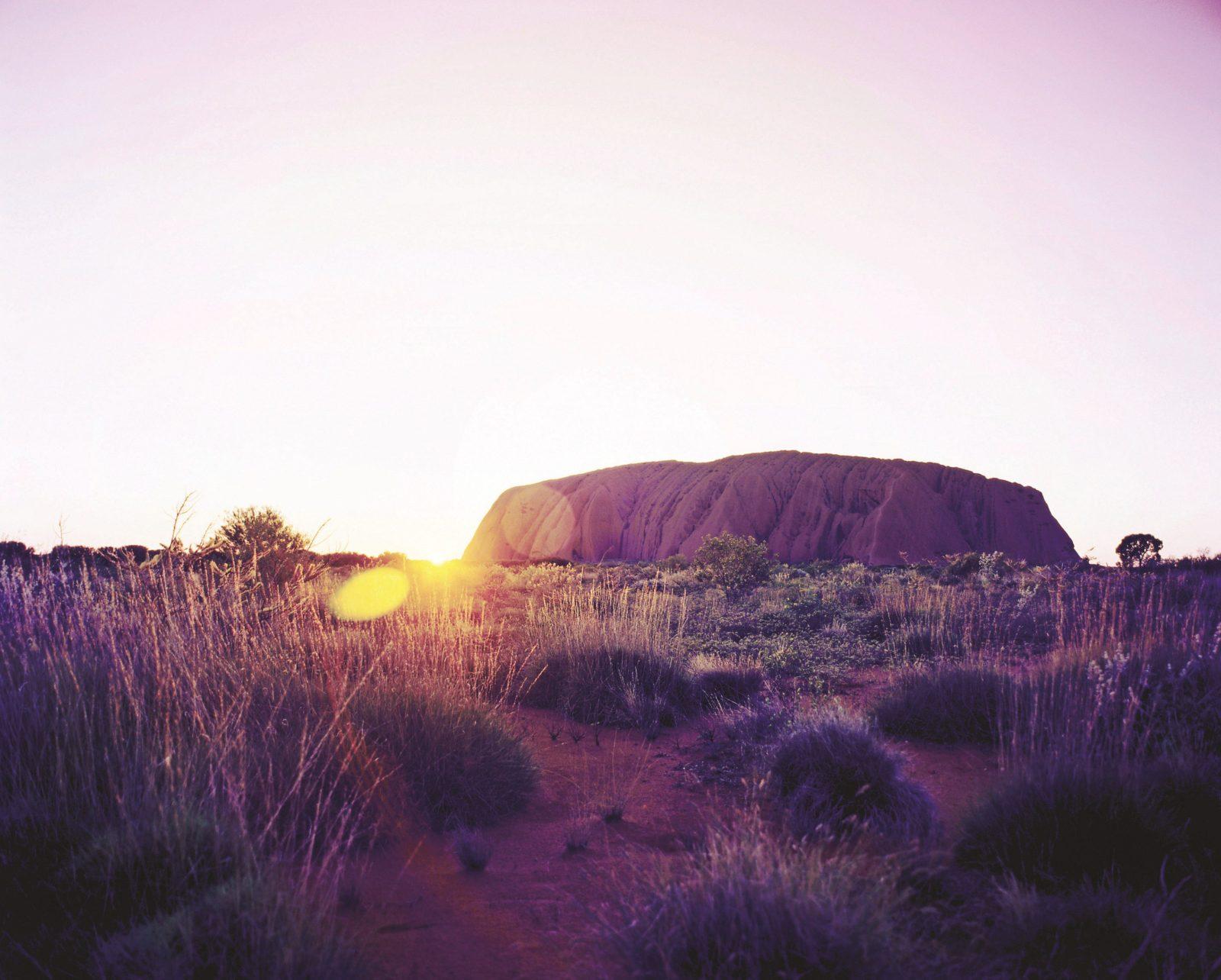 Uluru-Kata Tjuta National Park - Northern Territory, Australia