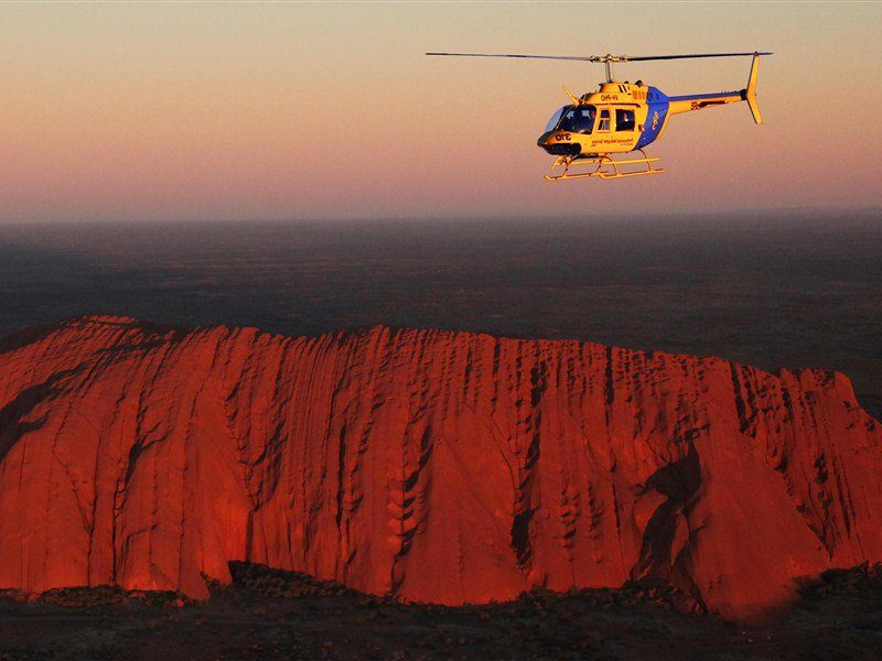 Professional Helicopter Services - Kata Tjuta / The Olgas, Uluru/Kata Tjuta Area Northern Territory