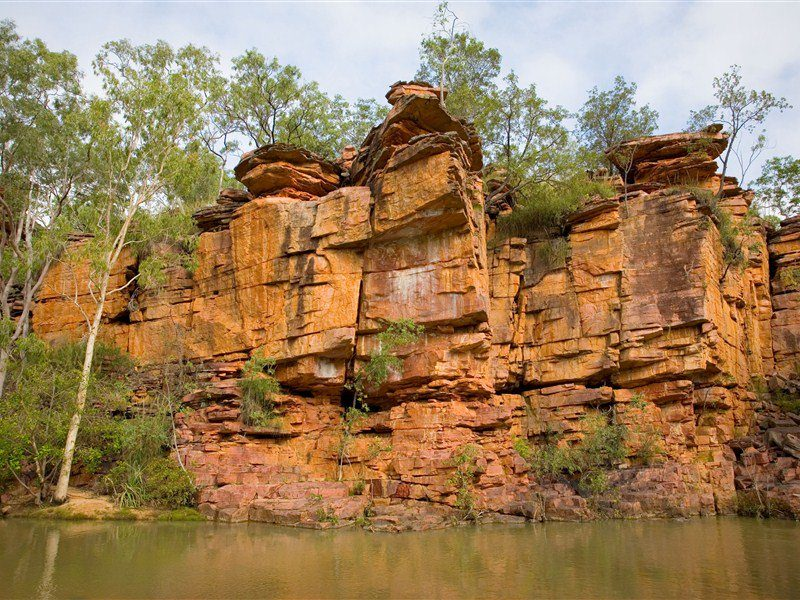 Umbrawarra Gorge Nature Park - Katherine Area Northern Territory