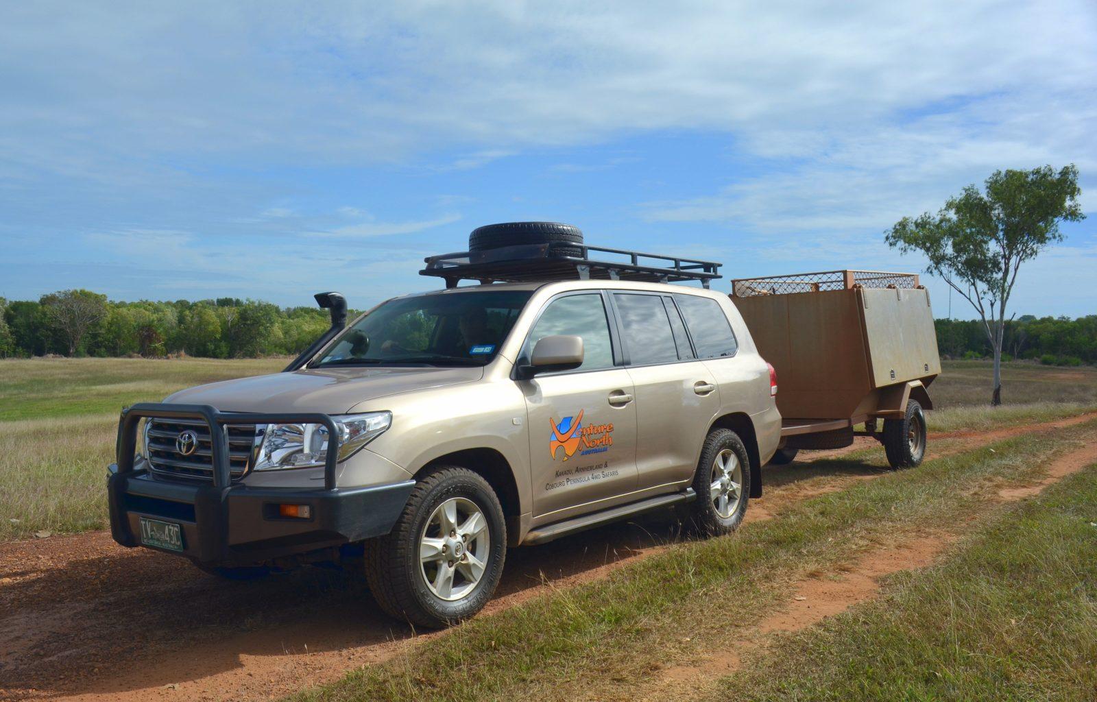 Venture North Tour Vehicle