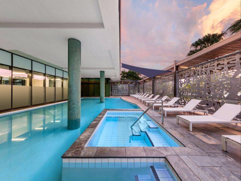 Vibe Hotel Darwin Waterfront Pool