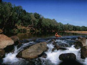 Victoria River Area