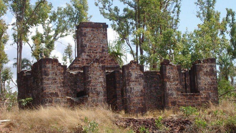 Victoria Settlement, Arnhem Land Area, Northern Territory, Australia