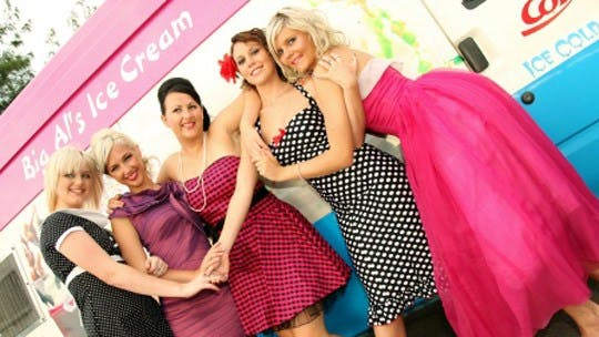 Vintage with a Twist - Darwin Area - Northern Territory