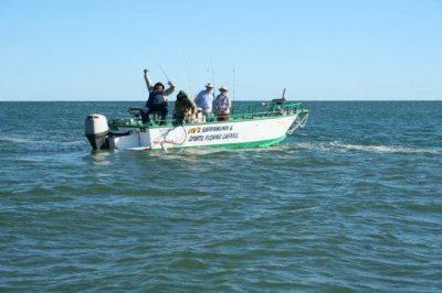 vivs barra boat