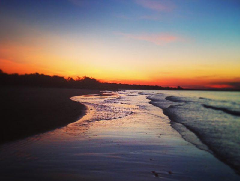 Wagait Beach Sunset