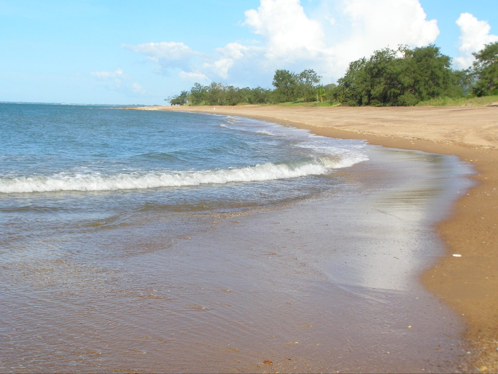 Beautiful Imaluk Beach.