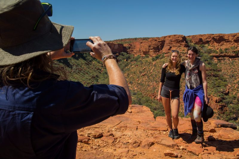 Explore Kings Canyon - Red Centre