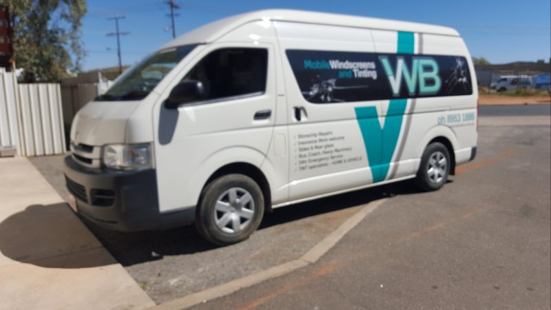 Windscreen Repairs Alice Springs