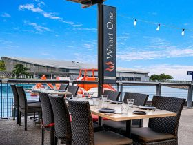 Wharf One at The Darwin Waterfront