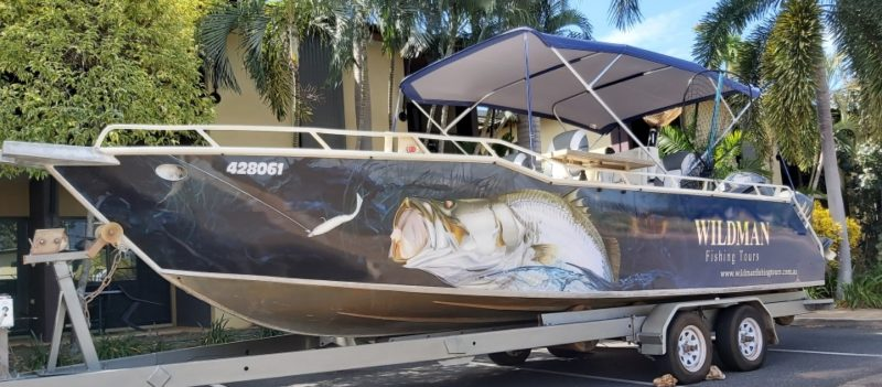 WFT Boat