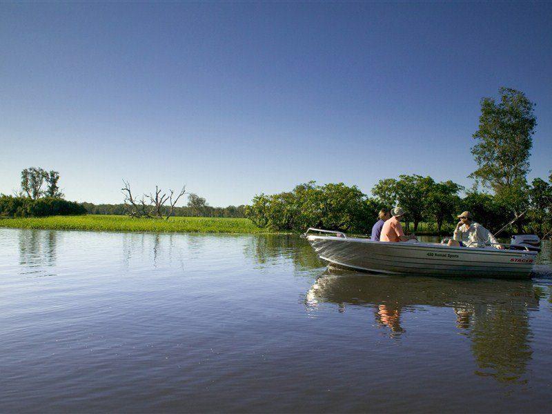 Yellow Water - Kakadu National Park Northern Territory