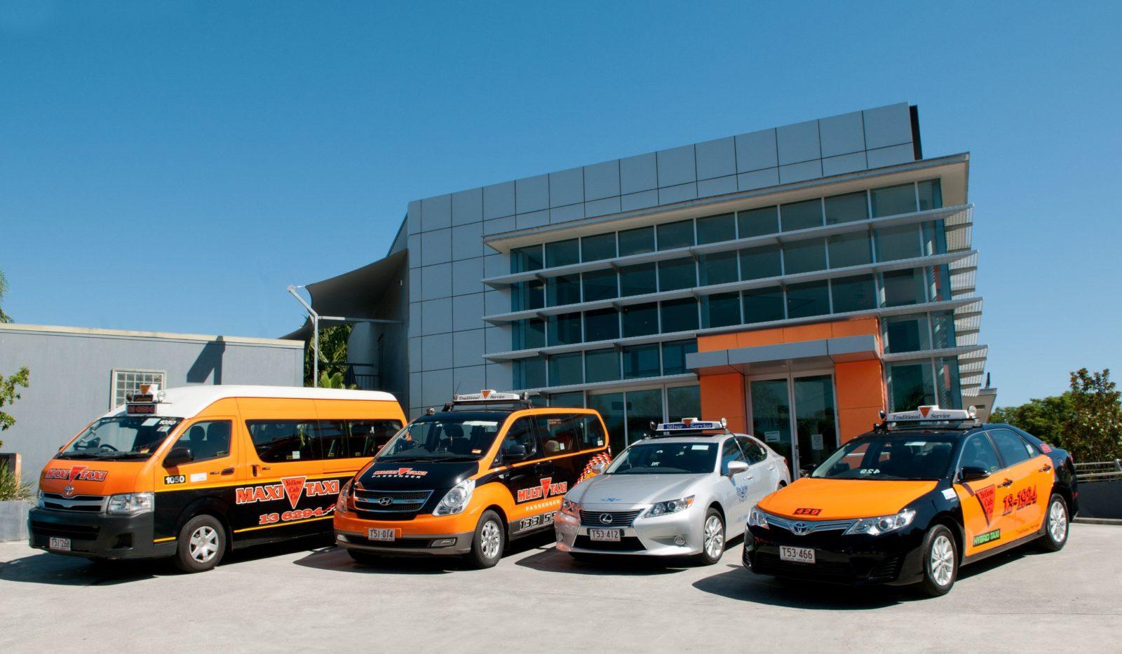 Yellow Cabs Queensland Pty Ltd